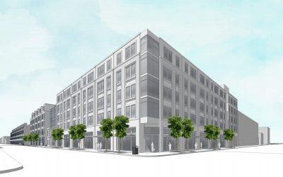 Warehousing spaces Development Project