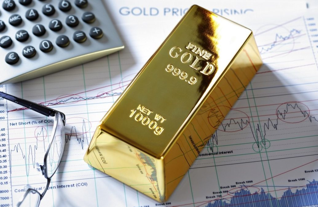 مشروع خدمات تجارة الذهب